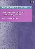 Entrepreneurship And Technology Policy