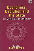 Economics, Evolution And the State The Governance of Complexity