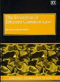 Evolution of Efficient Common Law