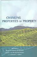 Changing Properties of Property