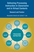 Delivering Processing Instruction in Classrooms and in Virtual Contexts Research and Practice
