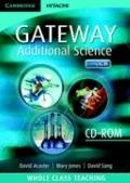 Cambridge Gateway Sciences Additional Science Whole Class Teaching CD-ROM: Volume 0, Part 0