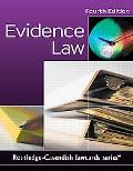 Cavendish, Evidence Lawcards