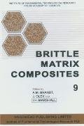 Brittle Matrix Composites 9