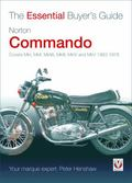 Norton Commando (The Essential Buyer's Guide)