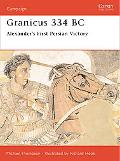 Granicus 334bc Alexander's First Persian Victory
