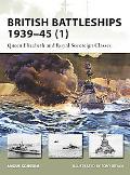 British Battleships, 1939-45 (1): Queen Elizabeth and Royal Sovereign Classes