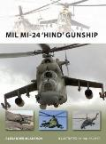 Mil Mi-24 Hind Gunship (New Vanguard)