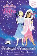 The Midnight Masquerade with Princess Emma and Princess Jasmine (The Tiara Club)