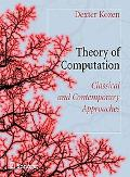 Theory of Computation Classical And Contemporary Approaches