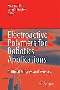 Electroactive Polymers for Robotic Application Artificial Muscles And Sensors