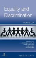 Equality and Discrimination : The New Law