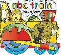 ABC Train Jigsaw Book