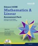 GCSE Mathematics Edexcel 2010: Spec A Assessment Pack (GCSE Maths Edexcel 2010)