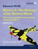 Edexcel GCSE Modern World History Unit 1 Peace and War: International Relations 1900-91 Stud...