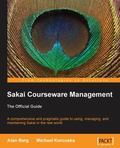 Sakai Courseware Management
