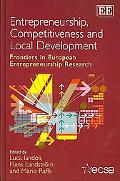Entrepreneurship, Competitiveness and Local Development