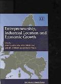 Entrepreneurship, Industrial Location and Economic Growth