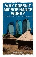 Why Doesn't Microfinance Work?: The Destructive Rise of Local Neoliberalism (The New Economics)