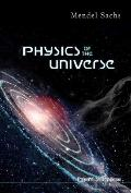 Physics of the Universe