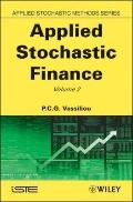 Applied Stochastic Finance (Applied Stochastic Methods Series)