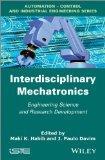 Interdisciplinary Mechatronics: Engineering Science and Research Development (ISTE)