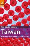 The Rough Guide to Taiwan (Rough Guide Taiwan)