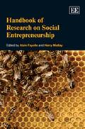 Handbook of Research on Social Entrepreneurship (Elgar Original Reference)