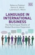 Language in International Business : The Multilingual Reality of Global Business Expansion