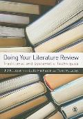 Introduction to Traditional & Systematic Literature Reviews