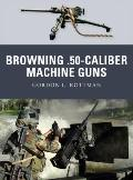Browning . 50 Caliber Machine Guns
