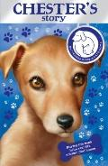 Battersea Dogs and Cats Home - Chester's Story