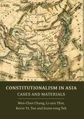 Constitutionalism in Asia : Cases and Materials