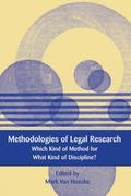 Methodologies of Legal Research : Which Kind of Method for What Kind of Discipline?