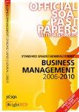Business Management Standard Grade (G/C) Sqa Past Papers