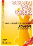 English Foundation/General (St Gr) SQA Past Papers 2010