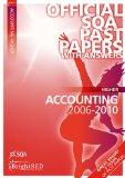 Higher Accounting 2006-2010. (SQA Past Papers)