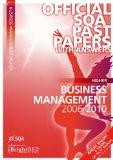 Higher Business Management 2006-2010. (SQA Past Papers)