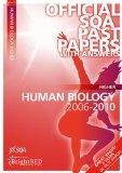 Higher Human Biology 2006-2010. (SQA Past Papers)