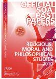 Religious, Moral & Philosophical Studies Higher SQA Past Papers 2010