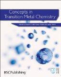 Concepts in Transition Metal Chemistry