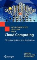 Cloud Computing : Principles, Systems and Applications