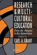 Research and Multicultural Education From the Margins to the Mainstream