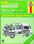 Vw Air Cooled Vanagon