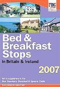 FHG 2007 Bed & Breakfast Stops in Britain