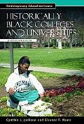 Historically Black Colleges and Universities A Reference Handbook