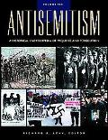 Antisemitism A Historical Encyclopedia Of Prejudice And Persecution