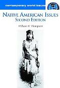 Native American Issues A Reference Handbook