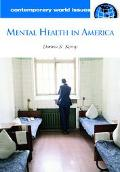 Mental Health in America A Reference Handbook