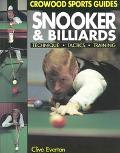 Snooker and Billiards Technique, Tactics, Training